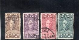 CONGO BELGE 1928 o