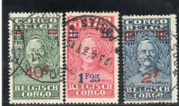 CONGO BELGE 1931 o