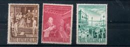 1960 4 Serie Complete Nuovi Gomma Integra Salma Di S.Pio X. - Neufs