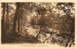 56. CP. Morbihan. Le Faouet. La Rivière L'Ellé - Faouët