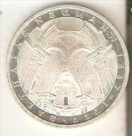 MONEDA DE PLATA DE ALEMANIA DE 5 MARK DEL AÑO 1978 LETRA F (COIN) SILVER,ARGENT. - [ 7] 1949-… : RFA - Rep. Fed. Alemana