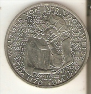 MONEDA DE ALEMANIA DE 5 MARK DEL AÑO 1980 LETRA D  (COIN) - [ 7] 1949-… : RFA - Rep. Fed. Alemana