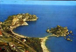 Taormina - capo s.andrea e isola bella - 114 - formato grande viaggiata