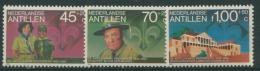 Nierländische Antillen 450/52 Pfadfinder Postfrisch (R4856) - Antillen