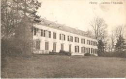 flostoy chateau d'emeville  edit. pirlot laloux verso taxe 10c 1913
