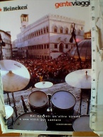 PERUGIA  FESTIVAL DEL JAZZ BIRRA HEINEKEN  N2000 EN9893 - Musique Et Musiciens