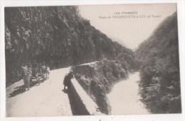 LES PYRENEES - Route De PIERREFITTE à LUZ Au Tunnel - France