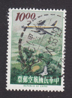 Taiwan, Formosa, Scott #C75, Used, Jet Over Lion Head Mountain, Issued 1963 - 1945-... Republiek China