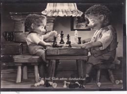 Mecki Nr. 178  Schachspiel - Mecki