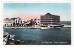 LIBAN/LEBANON - BEYROUTH/BEIRUT-HOTEL ST.GEORGES (GULBENK ET FILS)
