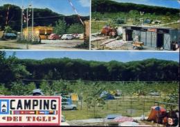 Viareggio - Torre Del Lago Puccini - Camping Dei Tigli - 9839 - Formato Grande Viaggiata - Viareggio
