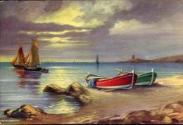 Paesaggistica - barche - 5 - formato grande non viaggiata