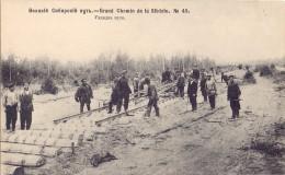 Siberie Wielikij Sibirskij Put ukalka puti Grand Chemin de la Siberie 1905 No 45