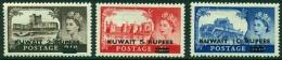 "-Kuwait-1955-""Castle Type"" MH (*)"