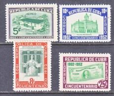 C UBA  C 57-60    ** - Airmail