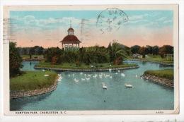 ÉTATS-UNIS . HAMPTON PARK, CHARLESTON, S. C. - Réf. N°3849 - - Charleston