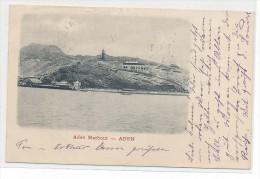 Aden-Harbour    -Karte ( Da3429 ) über 100 Jahre Alt  ! - France