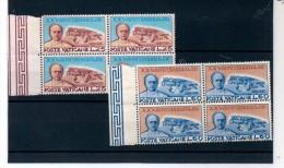 1954 25° Anniv Patti Latenarensi Nuovi Gomma Integra Qualche Macchioline Retro - Neufs
