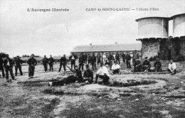 CPA CAMP DE BOURG-LASTIC - CHATEAU D'EAU - Non Classés