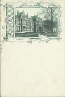 Assen - Gouvernement Gebouw - Lithographie ( Verso Zien ) - Assen