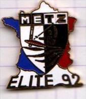 VILLE 57 METZ ELITE 92 - Aviron