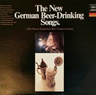 DISQUE VINYLE 33 Tours THE NEW GEMAN BEER-DRINKING SONGS (DIE NEEN DEUTSCHEN BIER TRINKEN LIEDER) - Other - German Music