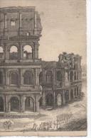 ROMA  ROME Extérieur Du Colysee  - Gravé Par François Piranesi (1748-1810) N° 22 - Colosseo