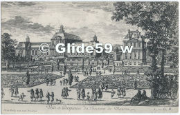 Veüe Et Perspective Du Chasteau De MAISON - N° 1 - Maisons-Laffitte