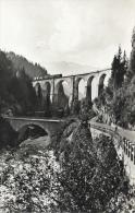 Environs De Chamonix - Les Houches - Le Pont Sainte Marie - Train Sur Le Viaduc - Carte Non Circulée - Otros Municipios