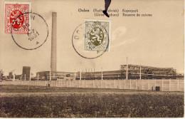 Oolen Olen Radiumfabriek Koperpark Usine Radium Resserre De Cuivres - Olen