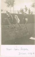 SCHAARBEEK SCHAERBEEK Athletisme allemand pendant 14/18 6 cartes photos
