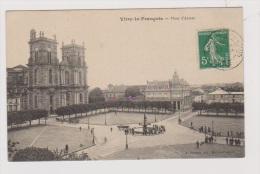 VITRY LE FRANCOIS       //  Place D Armes - Vitry-le-François