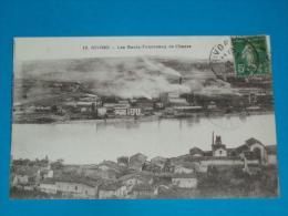 69) Givors N° 10 - Les Haut Fourneaux De Chasse ( Vue Générale ) - Année 1918  - EDIT - Pivot - Givors
