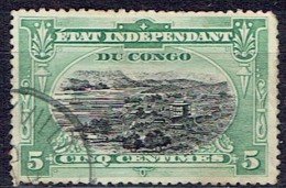 BELGIAN CONGO # STAMPS FROM YEAR 1909  STANLEY GIBBONS 36a