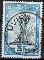 BELGIAN CONGO # STAMPS FROM YEAR 1950  STANLEY GIBBONS 294