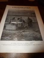 1914  GUERRE MONDIALE : La BELGIQUE Dévastée à Ypres , Louvain..etc; Place Vandenpeerboom En Feu;RUSSIE - Zeitungen