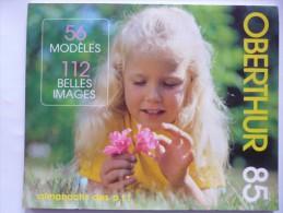 OBERTHUR : Catalogue de calendriers almanachs de P.T.T. ann�e 1985