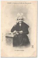 49 - Costume Et Coiffe Des PONTS-DE-CE - La Réponse Attendue - Dugas - 1904 - Les Ponts De Ce