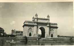 INDIA - RP - Gateway Of India Bombay - India