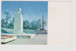 Moscow-monument To S.p.korolev On Avenue Of Spacemen-unused,perfect Shape - Monuments