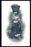 Cpa Des Antilles Les Iles Vierges St Thomas Coat Woman -- A Happy Worker  D.W.I.     HIV5 - Vierges (Iles), Amér.