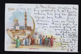 LE CAIRE 1900 - Cairo