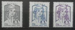 France  -  Marianne De La Jeunesse  - 20gr  France / Europe / Monde - 2013-... Marianne De Ciappa-Kawena