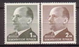 DDR , 1963 , Mi.Nr. 968 / 969 ** / MNH - [6] Repubblica Democratica