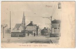 49 - LES PONTS-DE-CE - Eglise Saint-Aubin - Dugas 77 - Les Ponts De Ce