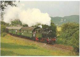 TRAIN Allemagne - EISENBAHN Deutschland - STREITBERG - Lok 2 (Bn2t, Hanomag 1923, F. N° 9444) - Trains