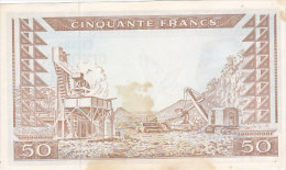 République De Guinée - 50 Francs (1960) (mine ?) - Guinée