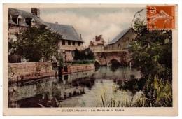 CP, 50, DUCEY, Les Bords De La Rivière, Voyagé En 1934, Ed : Roussel - Ducey