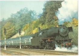 TRAIN Allemagne - EISENBAHN Deutschland - SAARBRÜCKEN - Lokomotive 023 025-0 - Trains