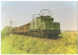TRAIN Allemagne - EISENBAHN Deutschland - REICHENBERG - Elektro Güterzuglokomotive 193 008-0 - Trains
